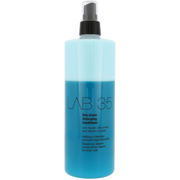 Kallos Cosmetics Lab 35 Duo-Phase Detangling Conditioner 500ml (All Hair Types)