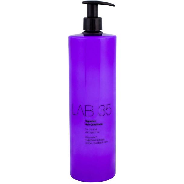 Kallos Cosmetics Lab 35 Signature Conditioner 1000ml (Damaged Hair - Dry Hair)