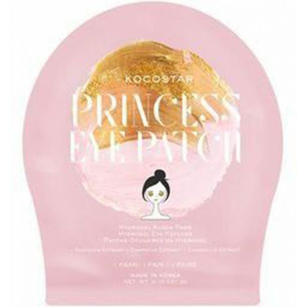 Kocostar Face Mask Princess Eye Patch Face Mask 3gr (For All Ages)