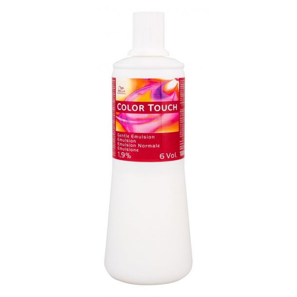 Wella Professionals Color Touch 1,9% 6 Vol. Hair Color 1000ml (Colored Hair)