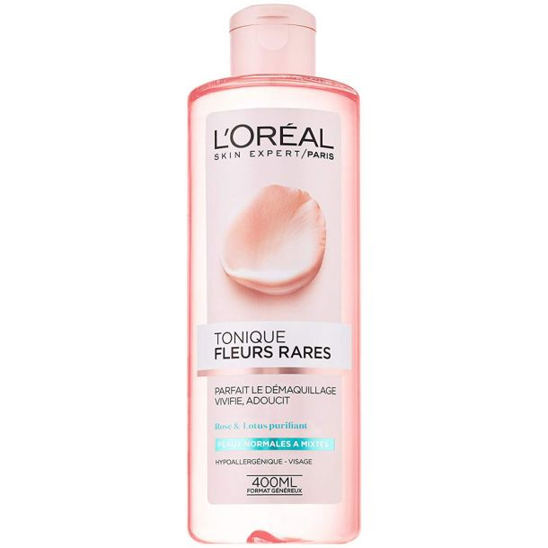 L´oréal Paris Fine Flowers Cleansing Water 400ml