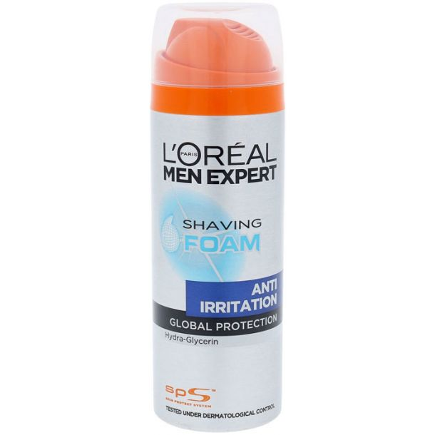 L´oréal Paris Men Expert Anti-Irritation Shaving Foam 200ml