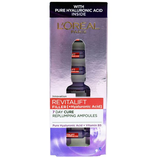 L´oréal Paris Revitalift Filler HA 7 Day Cure Skin Serum 9,1ml (First Wrinkles - Wrinkles)