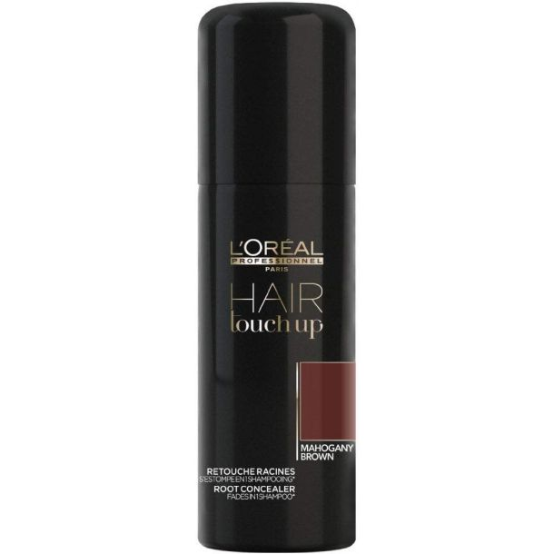 L´oréal Professionnel Hair Touch Up Hair Color Mahogany Brown 75ml (All Hair Types)