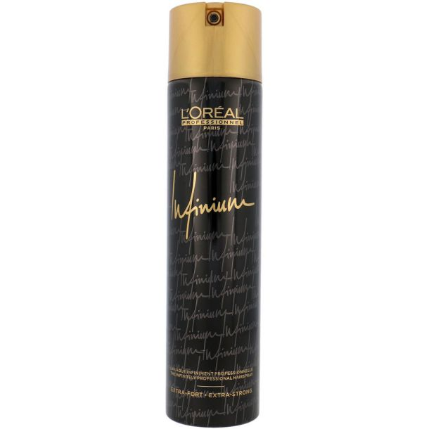 L´oréal Professionnel Infinium Extra Strong Hair Spray 300ml (Extra Strong Fixation)