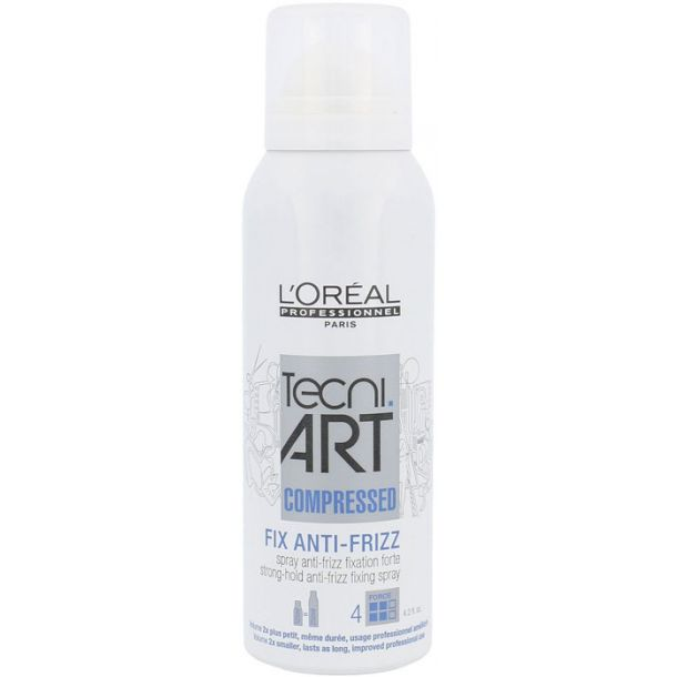 L´oréal Professionnel Tecni.Art Fix Anti-Frizz Compressed Hair Spray 125ml (Strong Fixation)
