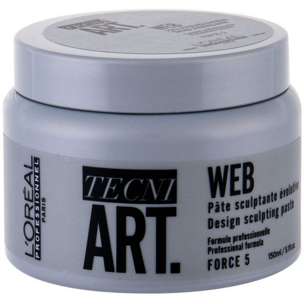 L´oréal Professionnel Tecni.Art Web Design Sculpting Paste 150ml (Extra Strong Fixation)