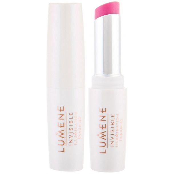 Lumene Invisible Illumination Lip Balm Heather 2gr (For All Ages)