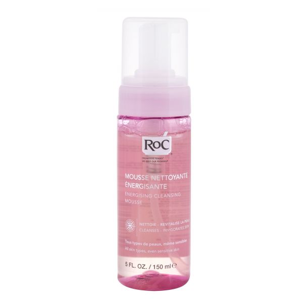 Roc Energising Cleansing Mousse Cleansing Mousse 150ml
