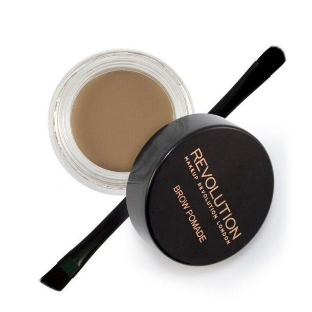 Makeup Revolution London Brow Pomade Eyebrow Gel and Eyebrow Pomade Blonde 2,5gr