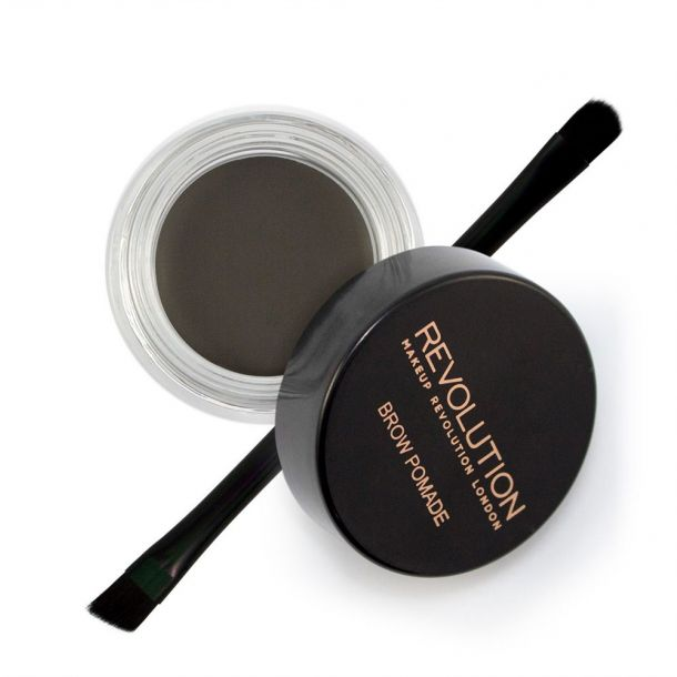 Makeup Revolution London Brow Pomade Eyebrow Gel and Eyebrow Pomade Graphite 2,5gr