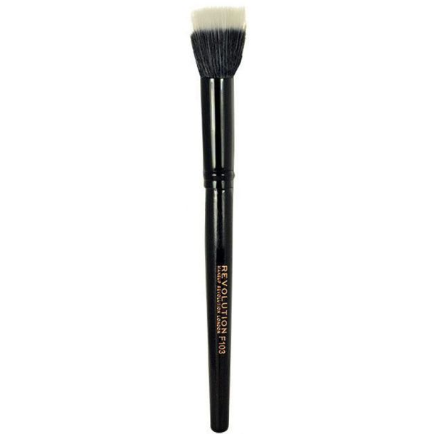 Makeup Revolution London Brushes Pro Stippling Brush PRO F103 Brush 1pc
