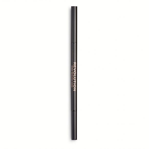 Makeup Revolution London Precise Brow Pencil Eyebrow Pencil Dark Brown 0,05gr