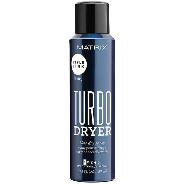 Matrix Style Link Turbo Dryer For Heat Hairstyling 185ml