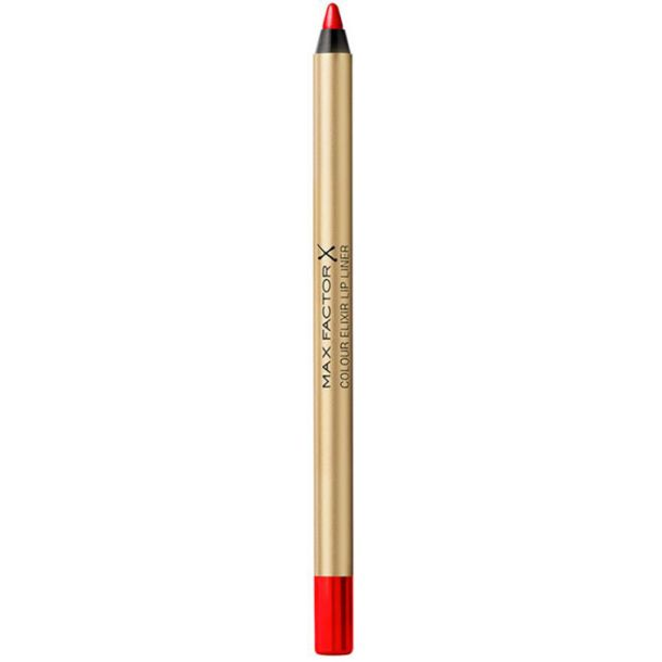 Max Factor Colour Elixir Lip Pencil 10 Red Rush 2gr