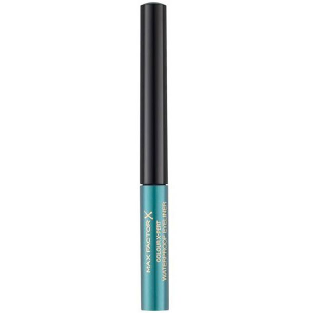 Max Factor Colour X-pert Eye Line 04 Metallic Turqoise 5gr (Waterproof)