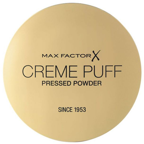 Max Factor Creme Puff Powder 50 Natural 21gr