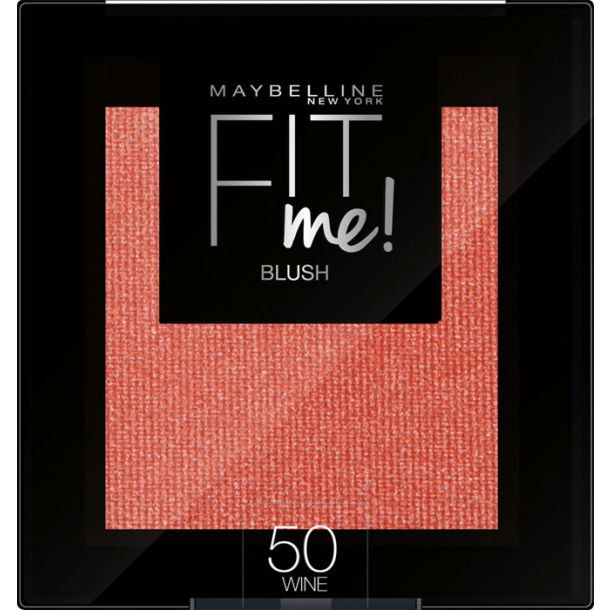Maybelline Fit Me! Blush 50 Wine 5gr