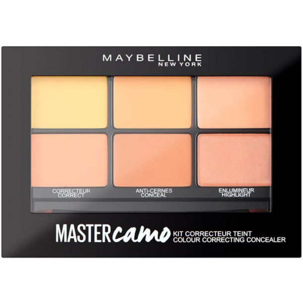 Maybelline Master Camo Colour Correcting Corrector 02 Medium 6,5gr