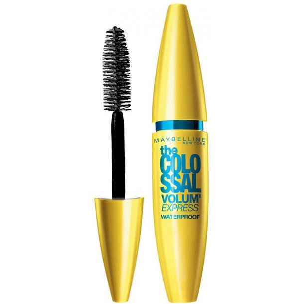 Maybelline The Colossal Volum Express Mascara Glam Black 10ml (Waterproof)