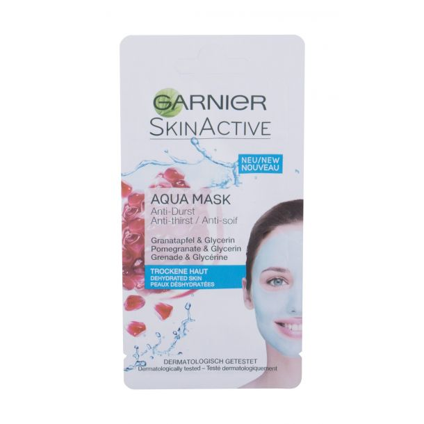 Garnier SkinActive Aqua Face Mask 8ml (For All Ages)