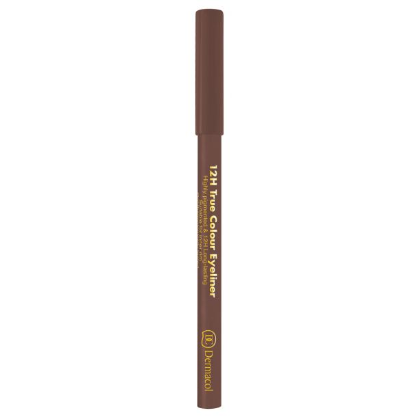 Dermacol 12H True Colour Eye Pencil 4 Light Brown 0,28gr