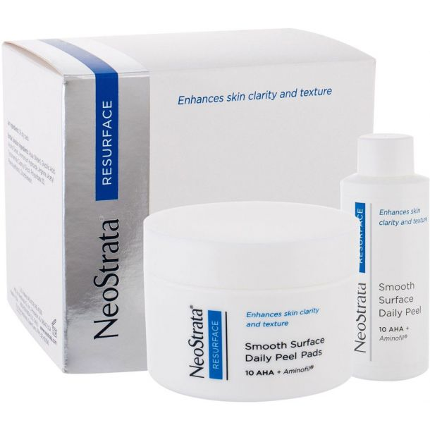 Neostrata Resurface Smooth Surface Daily Peel Peeling 60ml Combo: Facial Peeling 60 Ml + 36 Daily Peels