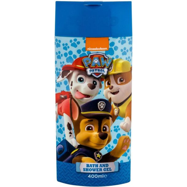 Nickelodeon Paw Patrol Shower Gel 400ml