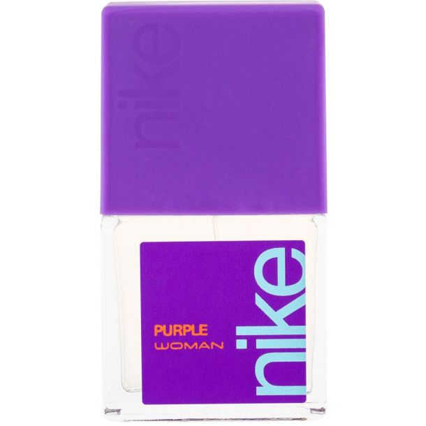 Nike Perfumes Purple Woman Eau de Toilette 30ml