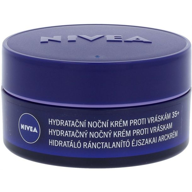 Nivea Anti Wrinkle + Moisture Night Skin Cream 50ml (For All Ages)