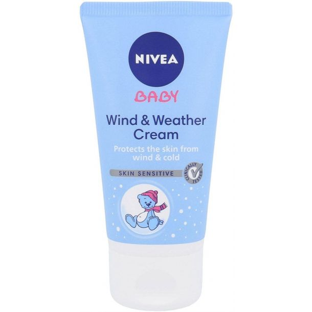 Nivea Baby Wind & Weather Cream Day Cream 50ml