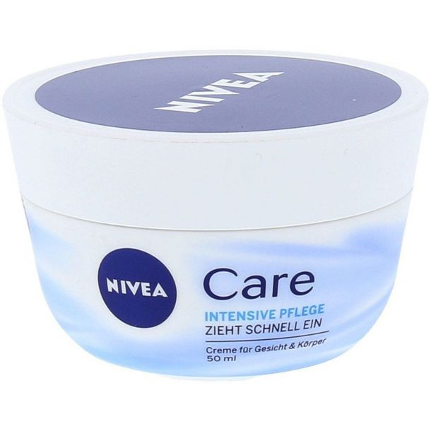 Nivea Care Day Cream 50ml (For All Ages)