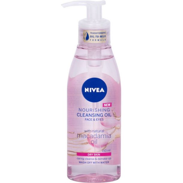 Nivea Cleansing Oil Nourishing Cleansing Oil 150ml