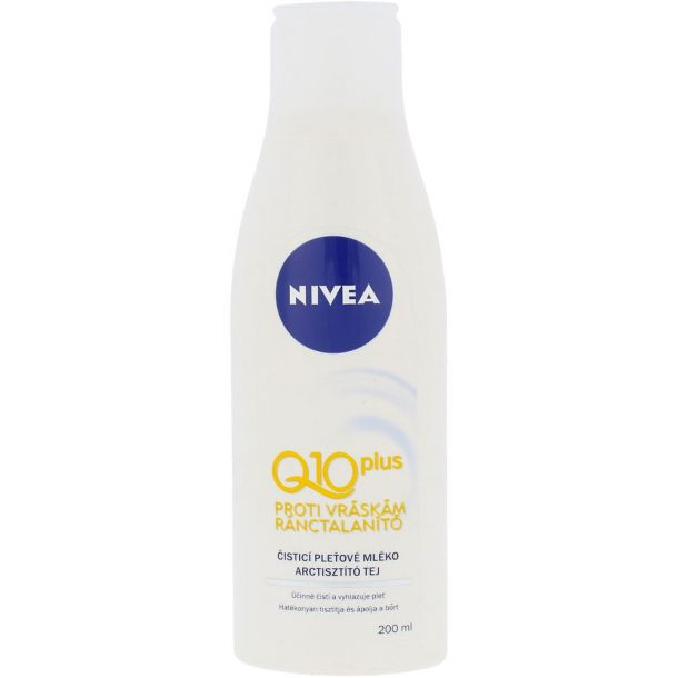 Nivea Q10 Plus Cleansing Milk 200ml