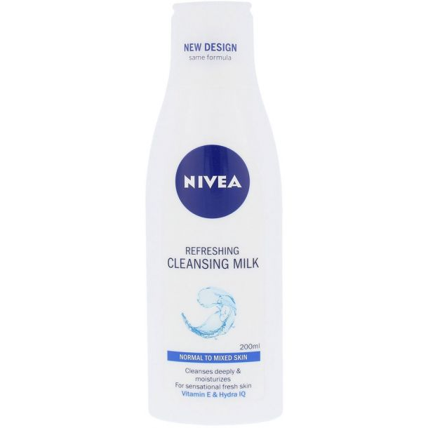 Nivea Refreshing Cleansing Milk 200ml