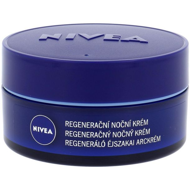 Nivea Regenerating Night Care Night Skin Cream 50ml (For All Ages)