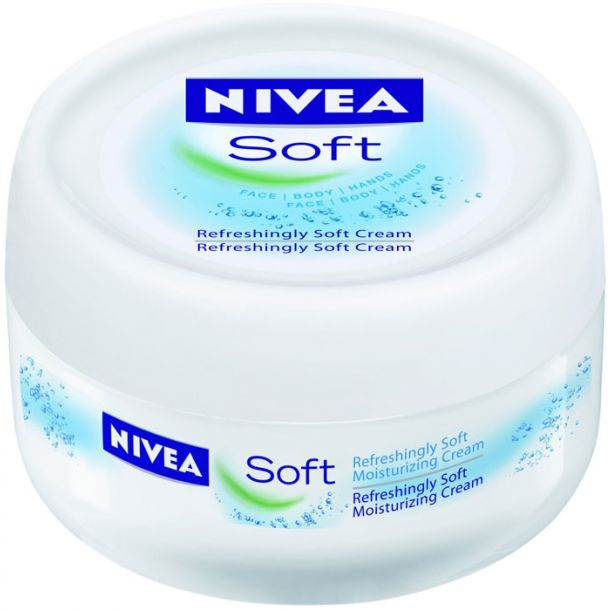Nivea Soft Day Cream 50ml (Wrinkles)