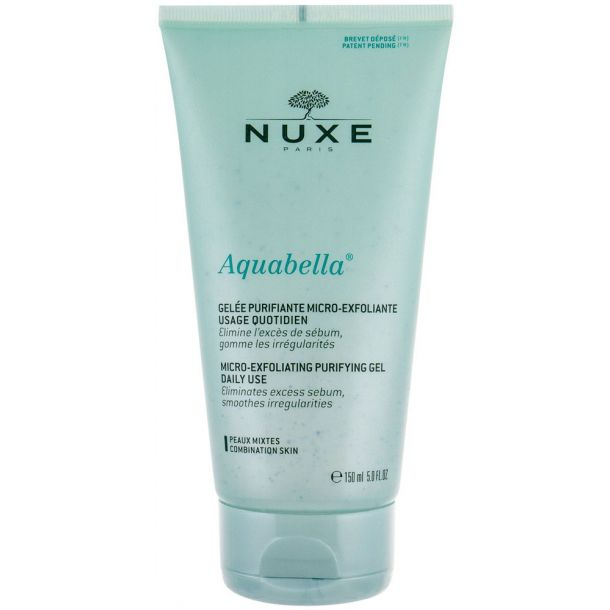 Nuxe Aquabella Micro Exfoliating Purifying Gel Cleansing Gel 150ml