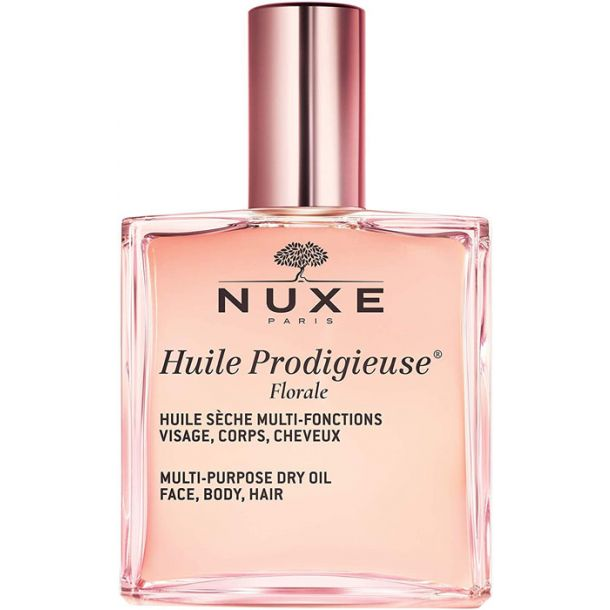 Nuxe Huile Prodigieuse Florale Multi-Purpose Dry Oil Body Oil 100ml