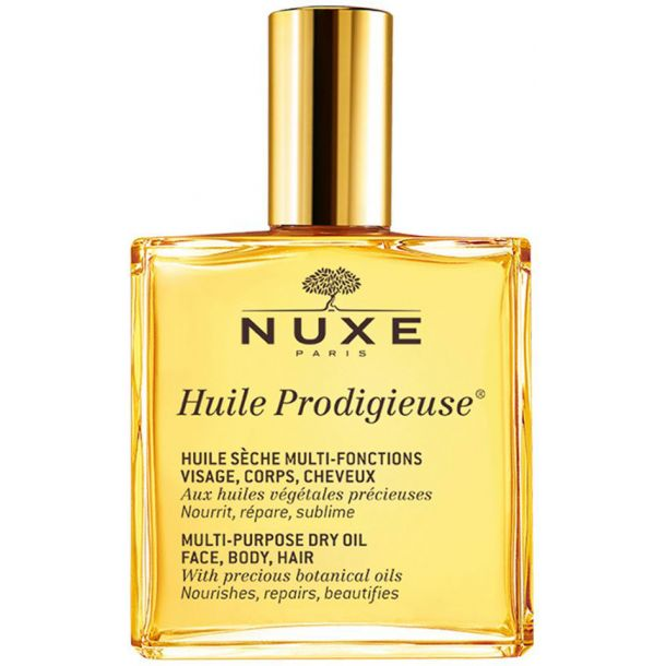 Nuxe Huile Prodigieuse Multi Purpose Dry Oil Face, Body, Hair Body Oil 100ml