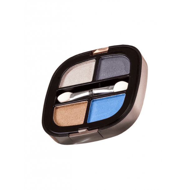 Nicka K New York Quad Eyeshadow Palette - NY076 8gr