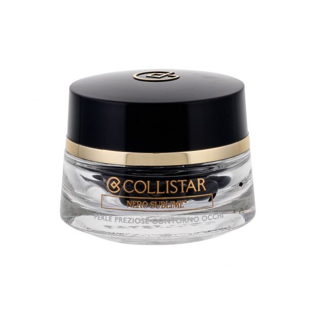 Collistar Nero Sublime Precious Pearls Eye Contour Eye Cream 40pc (For All Ages)