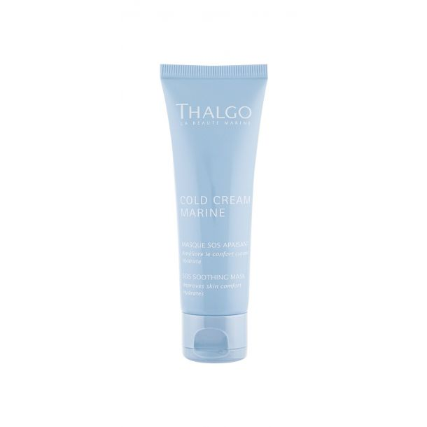 Thalgo Cold Cream Marine SOS Soothing Mask Face Mask 50ml (For All Ages)