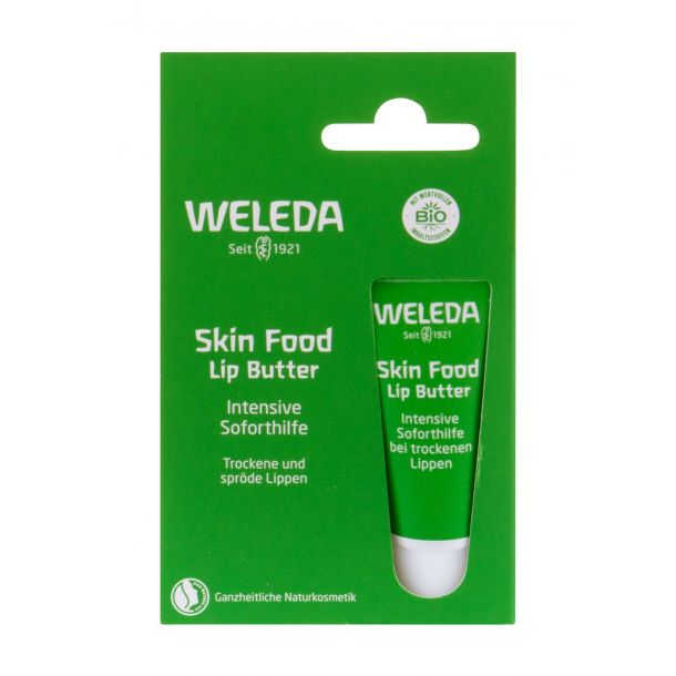 Weleda Skin Food Lip Balm 8ml (Bio Natural Product - For All Ages)