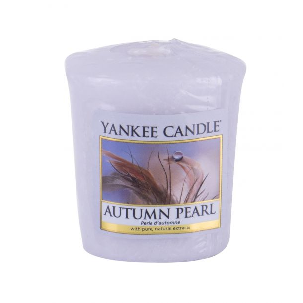 Yankee Candle Autumn Pearl Scented Candle 49gr