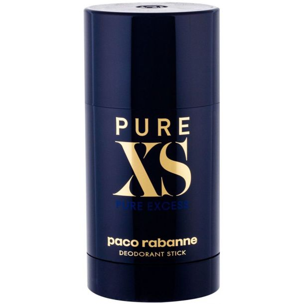 Paco Rabanne Pure XS Deodorant 75ml (Deostick - Alcohol Free)