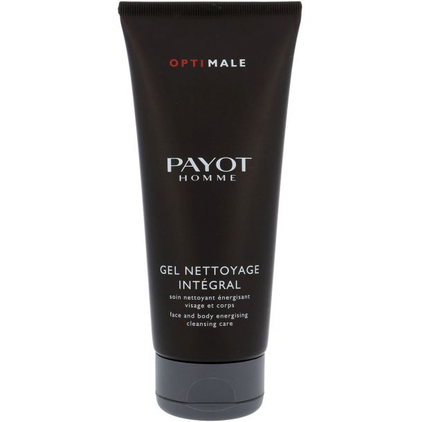 Payot Homme Optimale Face And Body Cleansing Care Body Gel 200ml