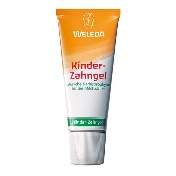 Weleda Toothpaste Children´s Tooth Gel Toothpaste 50ml (Bio Natural Product)