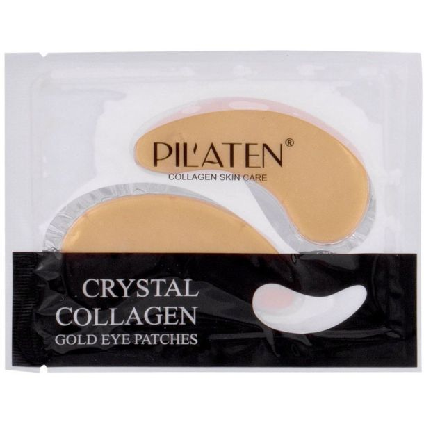 Pilaten Collagen Crystal Gold Eye Patches Face Mask 6gr (For All Ages)