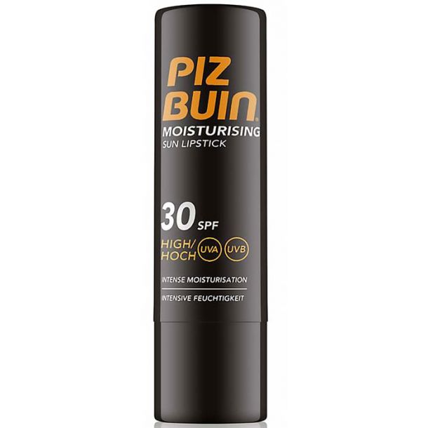 Piz Buin Moisturising Lipstick SPF30 Lip Balm 4,9gr (For All Ages)
